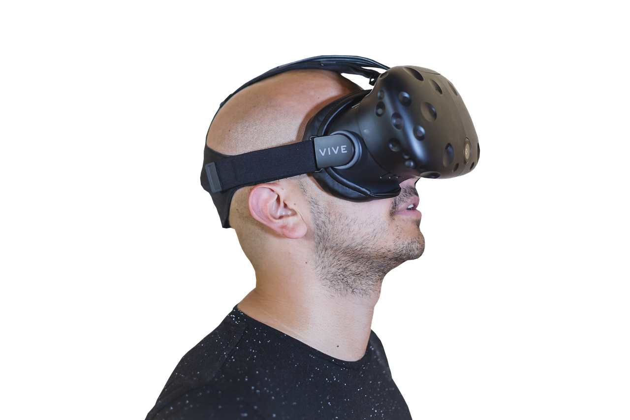 Gry vr na targach. Virtual reality, imprezy vr